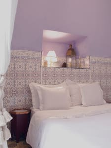 Riad house13 Small double room - Bed & Breakfast