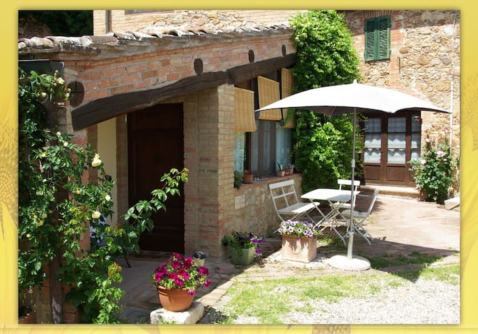 Toscana vacanza da sogno- Parata - Sovicille - Apartment