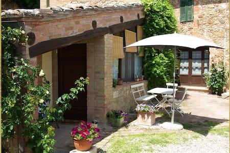 Toscana vacanza da sogno- Parata - Sovicille - Huoneisto