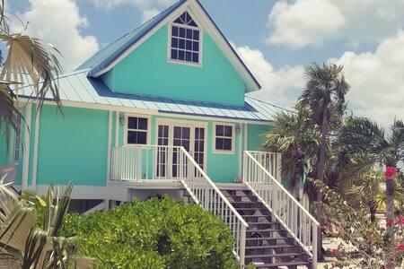 True Bahamas experience on the beach