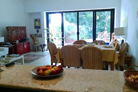 Spacious apartment in Mayan Riviera - Tulum - Casa