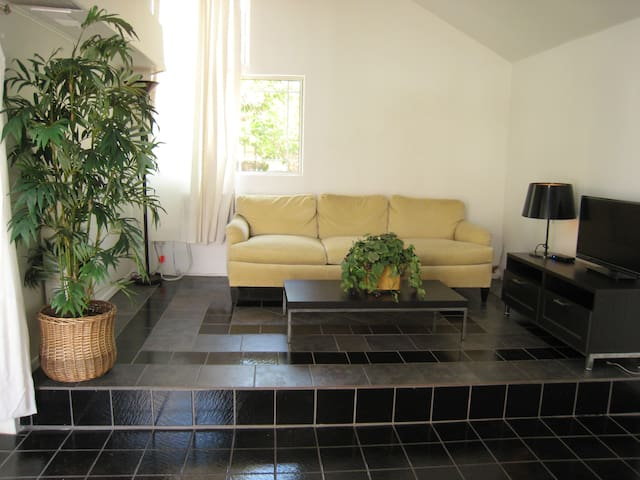 Euro Art Deco-Stand Alone Guest-House - Glendale - House