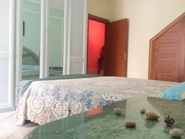 Mediterraneo room, center of Monreale, Palermo