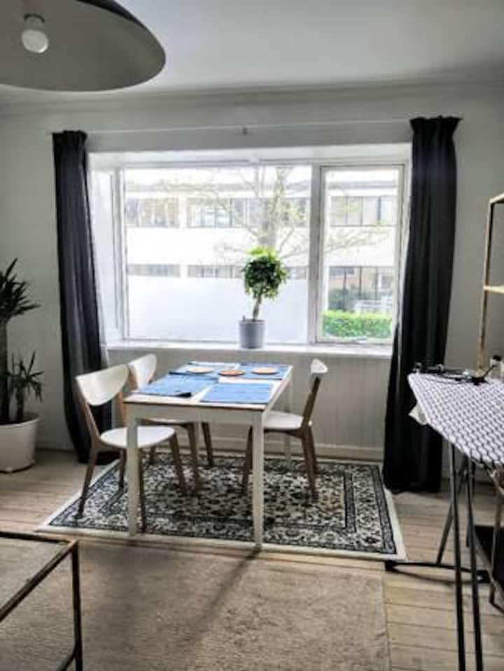 Apartment for two in Copenhagen NV