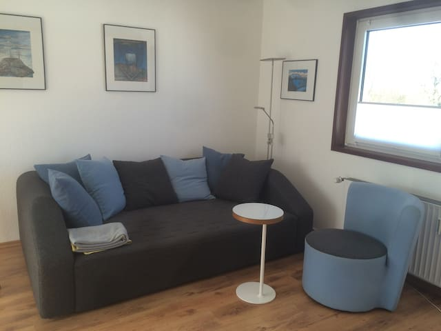 zu zweit am Meer u. in Grömitz - Grömitz - Appartement