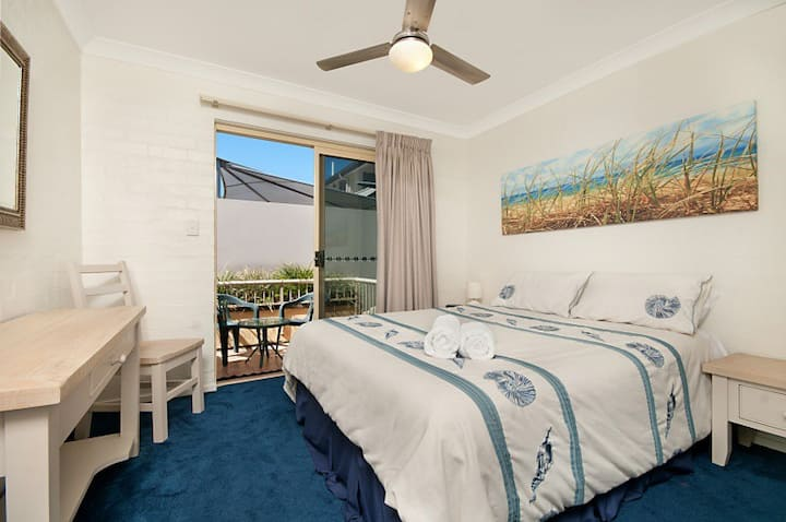 Byron Bay beach U3 sleeps 5