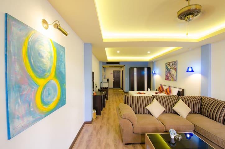 ICheck inn Klong Muang - Krabi Noi - Квартира