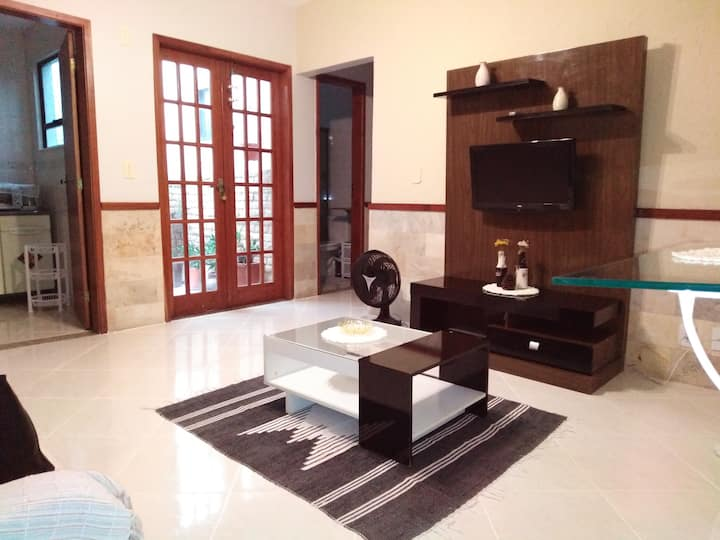 Apartamento em São Pedro da Aldeia p até 6 pessoas