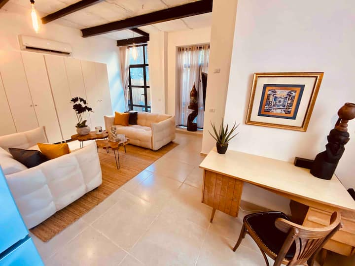 BRAND NEW FLAT  Renovated and decorated in YAFO