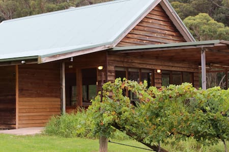 Cellar Door in the Vineyard - Cabin