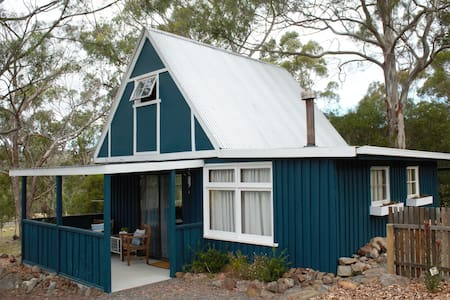 Rustic charm at Blue Gate Chalet - Margate