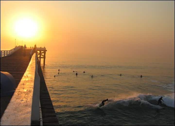 Walk distance to Pacific Beach, Amenities, Cozy