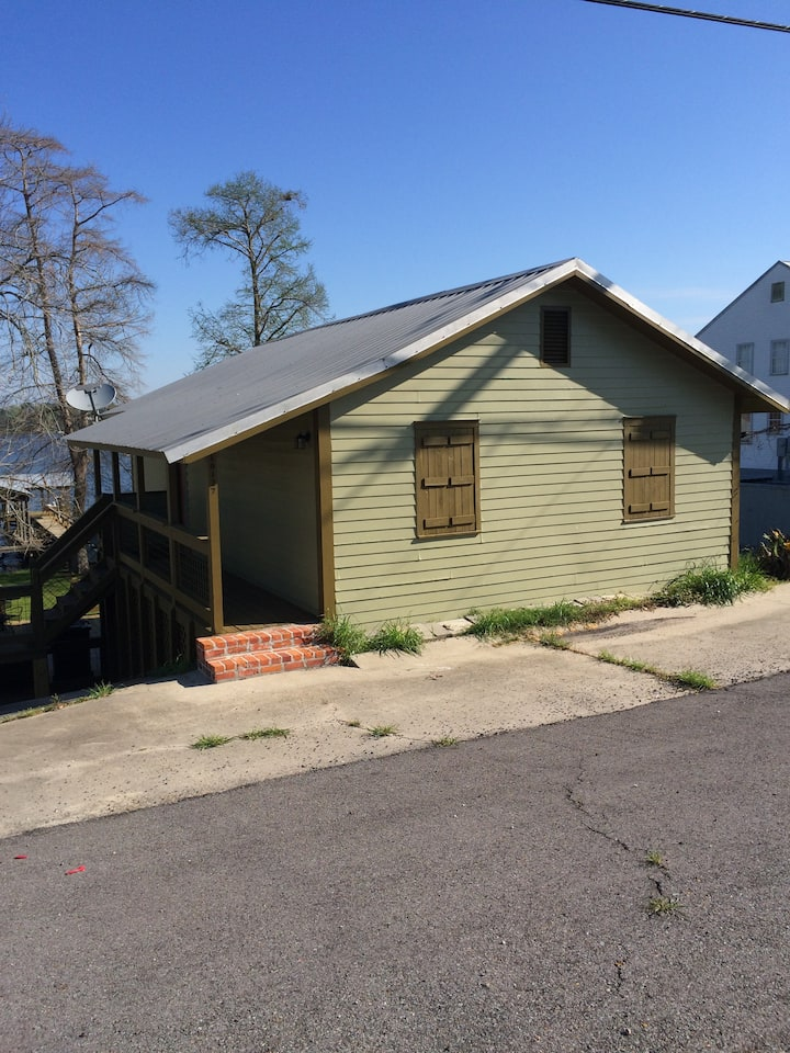 False River Lake House Camp Rental