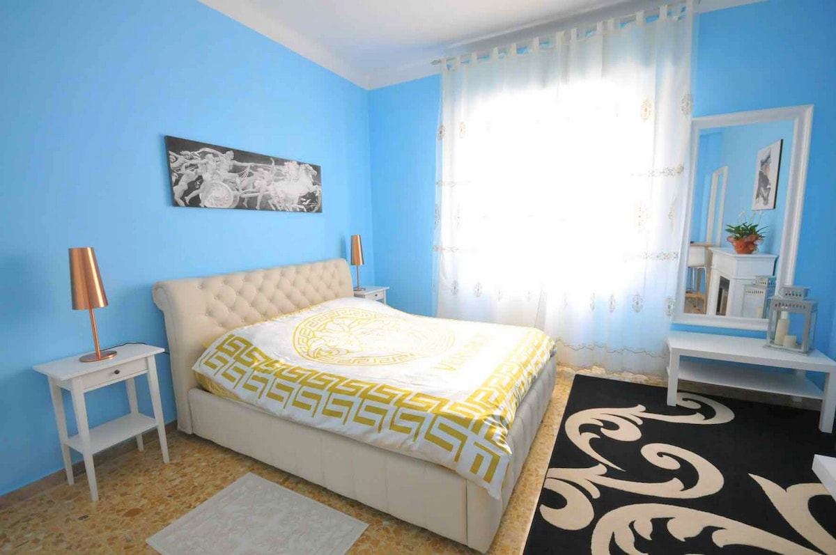 Rent an apartment in Pisa to Malaga