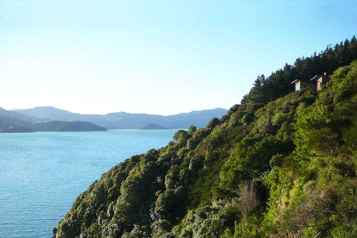 Akaroa Coastal Studio - Akaroa - Penzion (B&B)