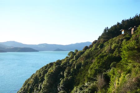 Akaroa Coastal Studio - Akaroa - Bed & Breakfast