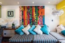 Mini Luxury Apartment (Duplex)