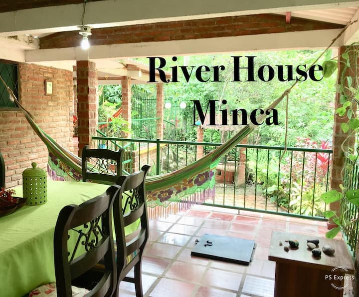 ★ River House Minca | Jungle Views | Beach Trail ★