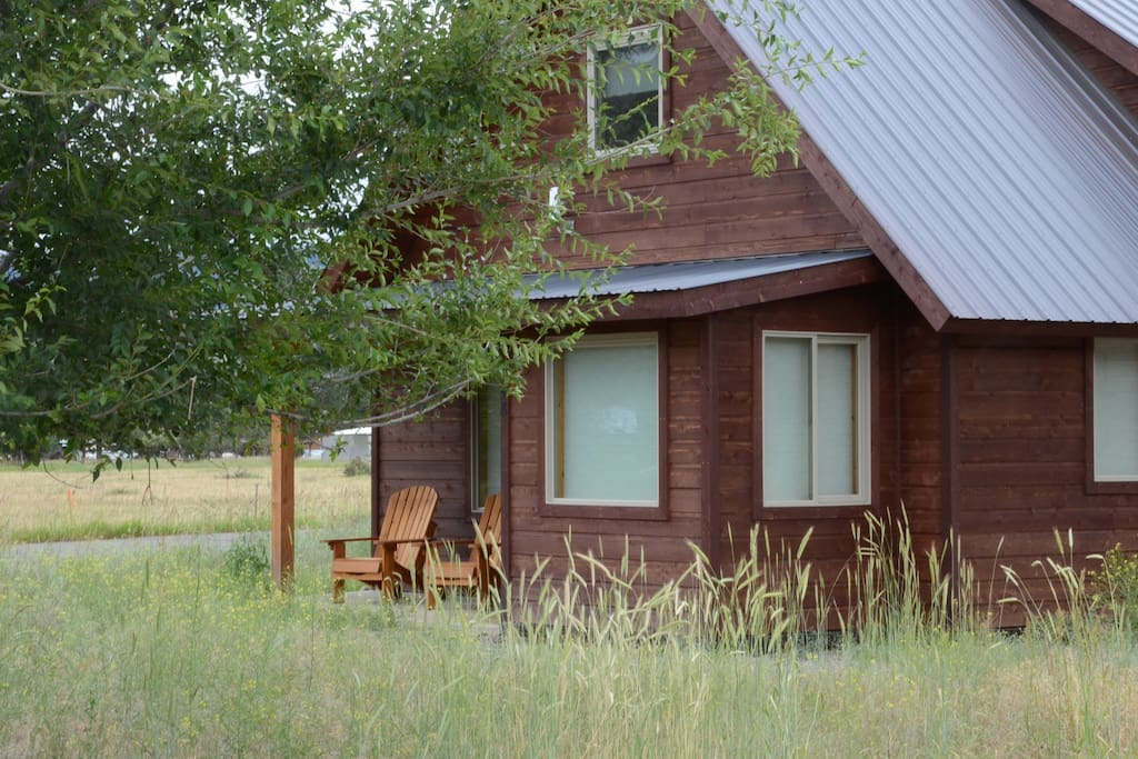 Little bear a 3 bedroom cabin cabins for rent in for Washington state cabins for rent