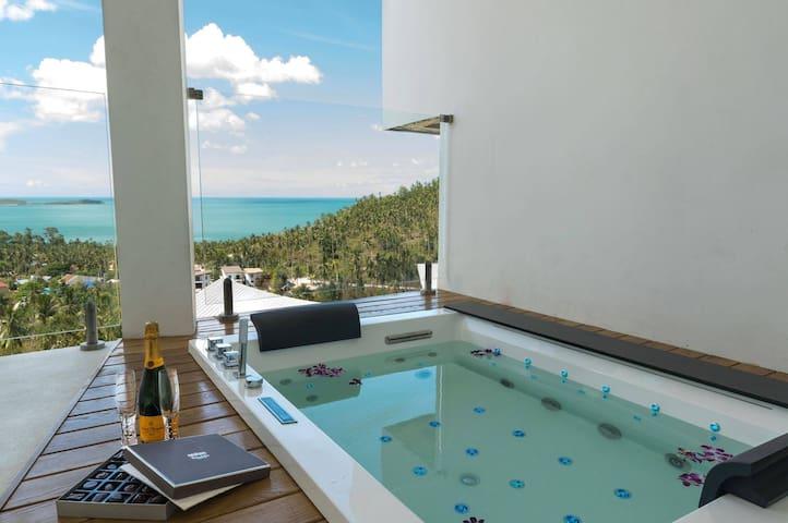 Villa Cocoon - Ocean Lodge - Ko Samui - Apartamento