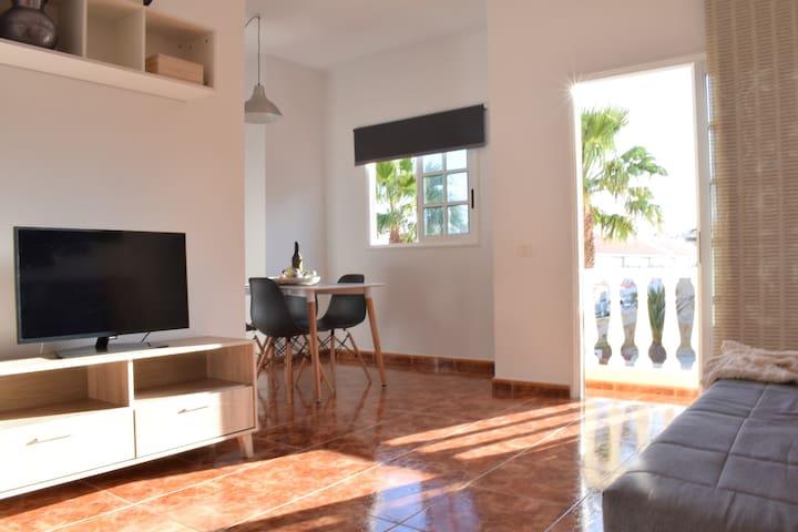 Magnífico apartamento cerca de la playa