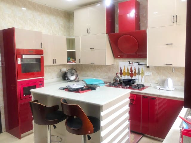 Stylish HomeAwayFromHome OneBDR Studio4 Lekki-Wifi