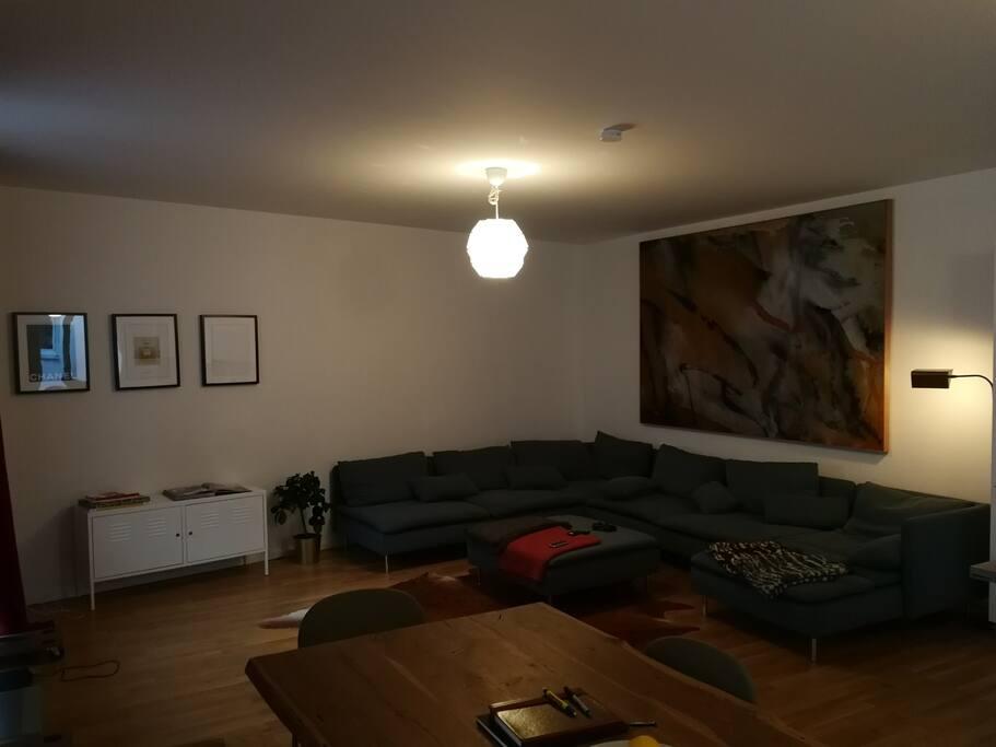 superior stylish modern flat with lots of love wohnungen zur miete in k ln nordrhein. Black Bedroom Furniture Sets. Home Design Ideas
