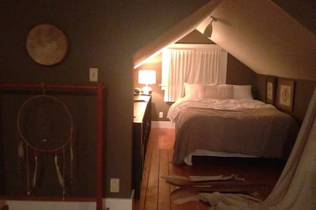 Beautiful Character Bedroom - Prince Rupert