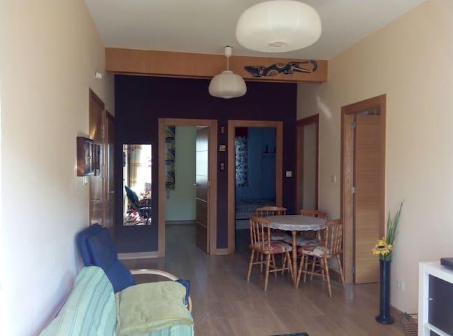 Acogedor piso en los Nietos - Los Nietos - Condominium