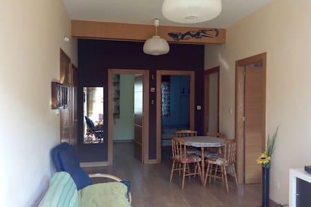 Acogedor piso en los Nietos - Los Nietos - Kondominium