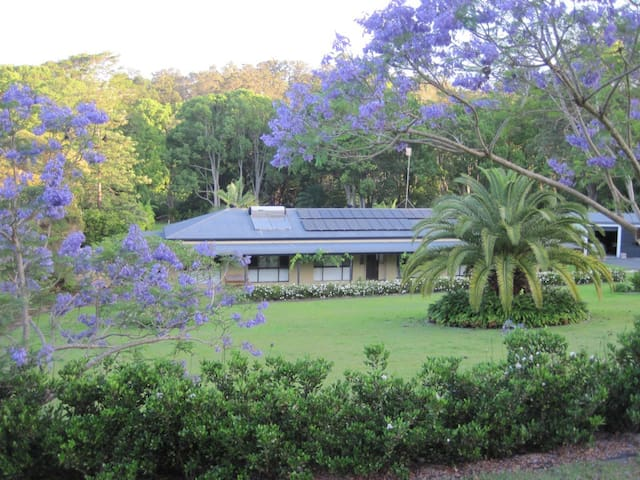 Gold Coast Hinterland Retreat - Tallebudgera Valley - Haus