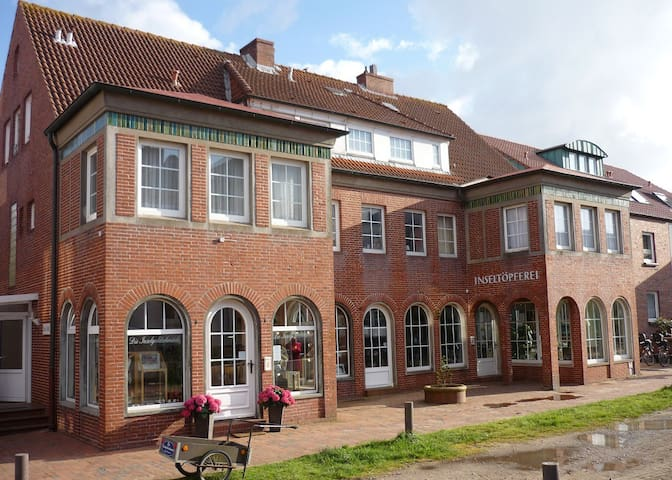Haus Wolff auf Juist - Juist - Retkeilymaja