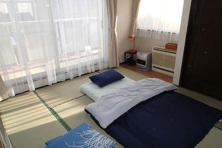 Entire house near Bujinkan Dojo 【一軒家貸切】愛宕駅徒歩13分 - Noda-shi
