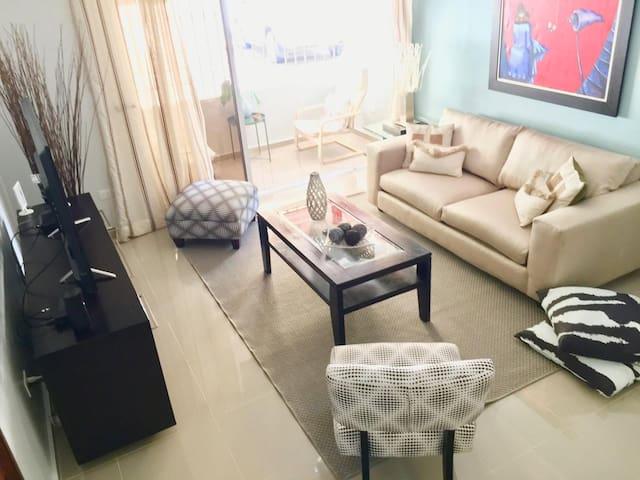Cozy aparment - Recently Remodeled - Santo Domingo - Apartment