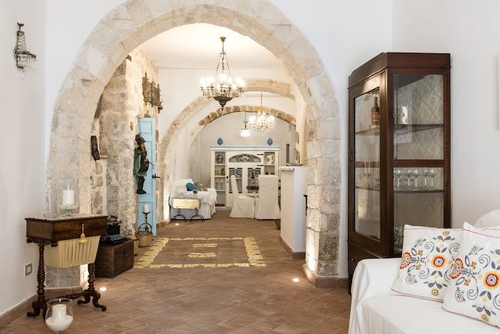 Il Dammuso dei Sogni - casa tipica in Ortigia