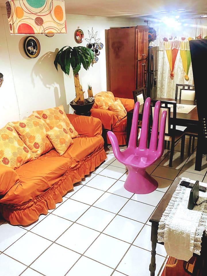 Comodidad tranquilidad casa completa