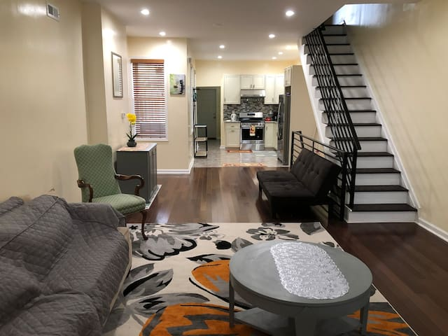 Amazing new home in a convenient location to city!
