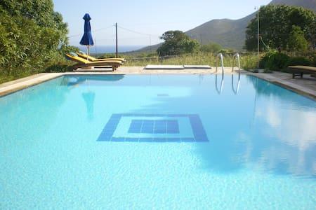 Eden Villa, Megalo Chorio, Tilos, Dodecanese. - Megalo Chorio - Villa