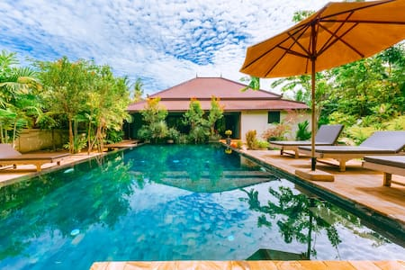 Villa Moringa, Private luxury villa with pool