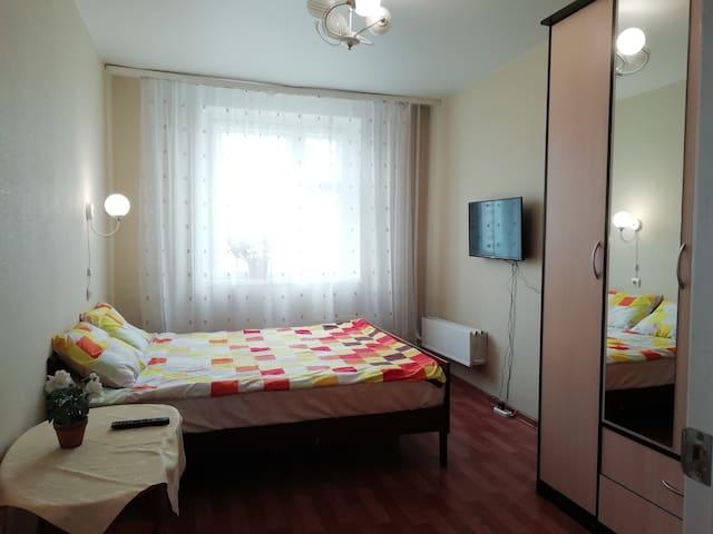 2-х комнатная квартира в центральном р-не Перми