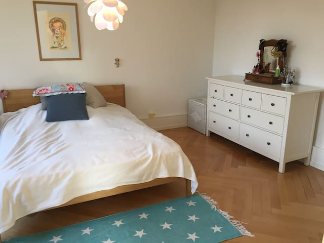 Wohnung in der Längsasse für 1-3 Personen - Berna - Appartamento