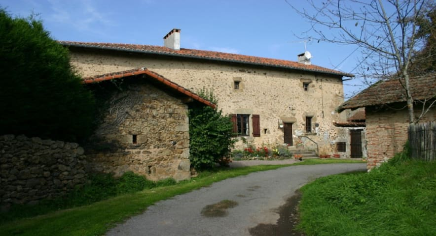 La Vieille Ferme - Stunning 15th Century Farmhouse - Pressignac - House