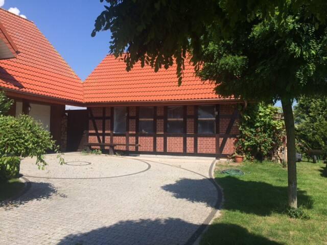 Rewa Mosty Apartament  blisko plaży CENA ZA DOMEK