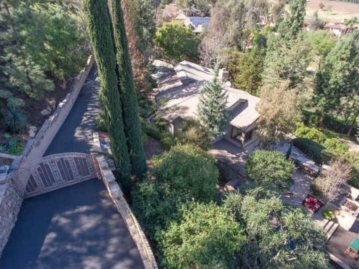 Private Villa complete privacy custom pool resort