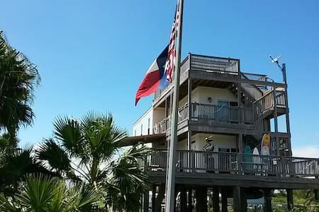 Captains Quarters San Leon Texas - San Leon