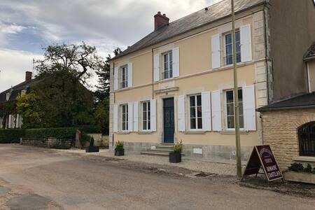 Les Berthiers - Gîte  «La Maison de Solange»