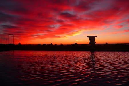 Heaven overlooking Westerport Bay - Bittern