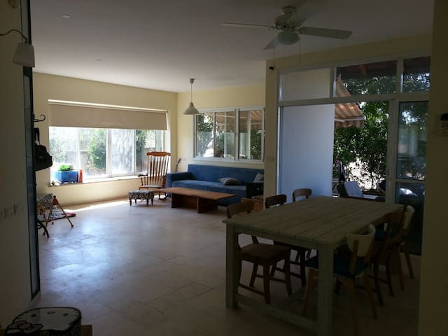 quiet spacious home in Ben shemen - Ben Shemen - บ้าน