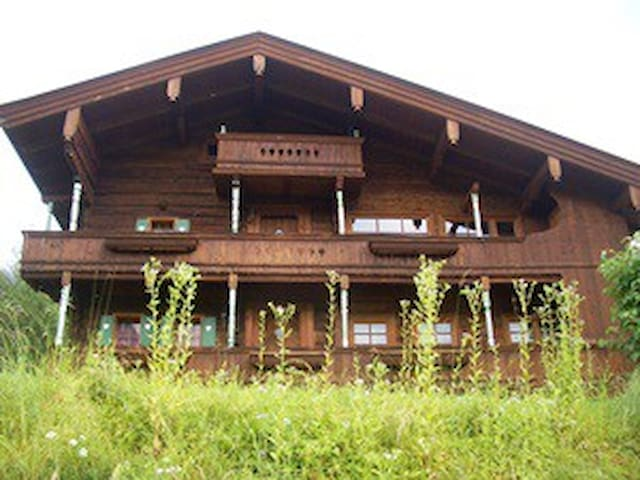 SOMMERFERIEN im wunderschönen TIROL - Aurach bei Kitzbühel - House