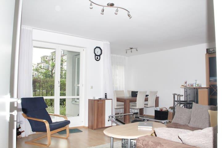1,5 Zi. Wohnung Nähe Flughafen, TI - Freising - Apartment